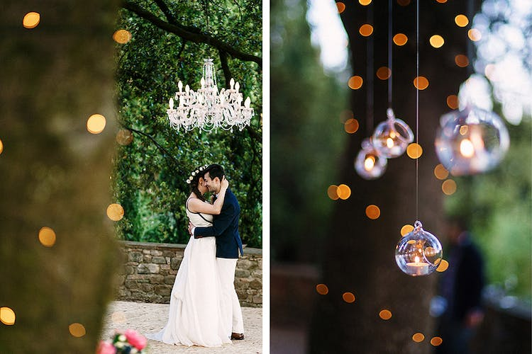 Old-world charm & understated luxury for wedding in Tuscany