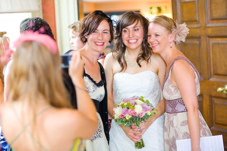 A country House wedding in Goathurst near Bridgwater