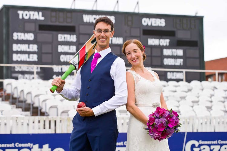 Weddings at Somerset County Cricket Ground