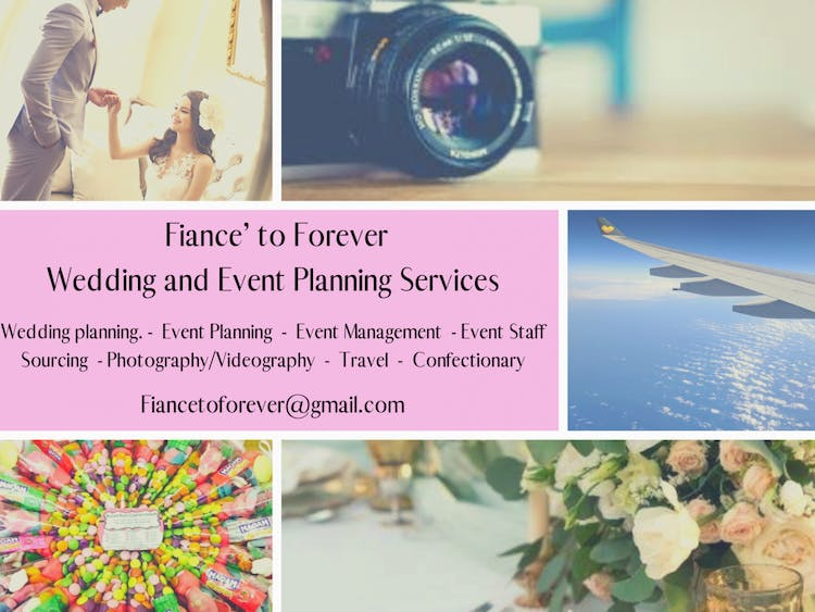Fiancé to Forever Wedding And Event Services