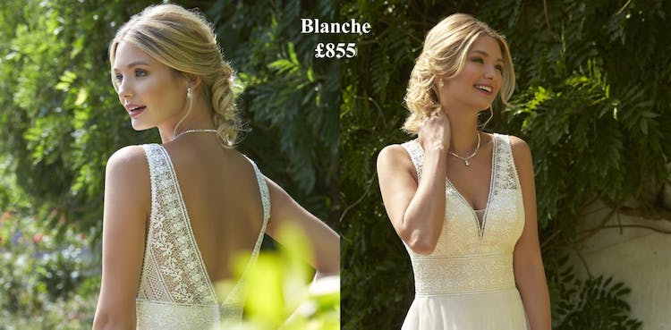 Blanche by Romantica £855