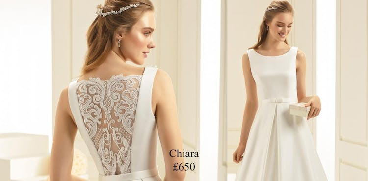 Chiara by Bianco Evento £650