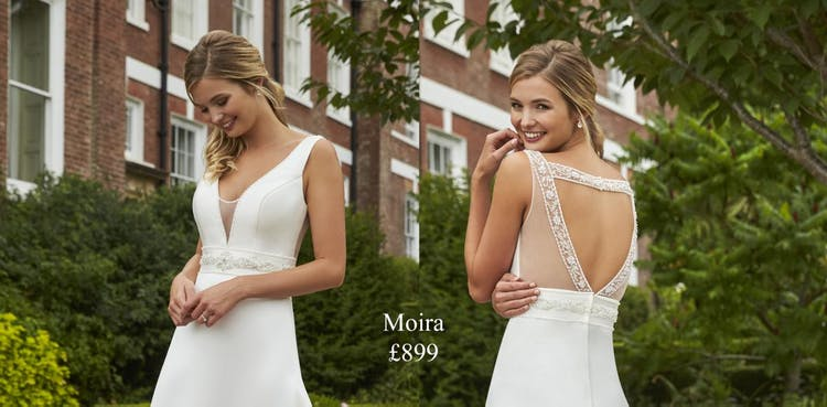 Moira by Romantica £899