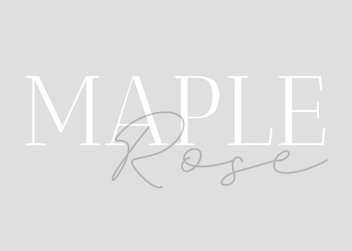 Maple Rose