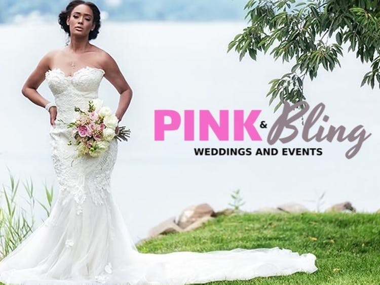 Pink & Bling Weddings