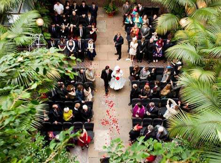 Barbican Centre - A Searcys Wedding Venue