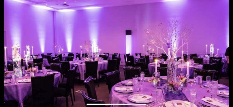 Crackin Candy Events - Mood Lighting