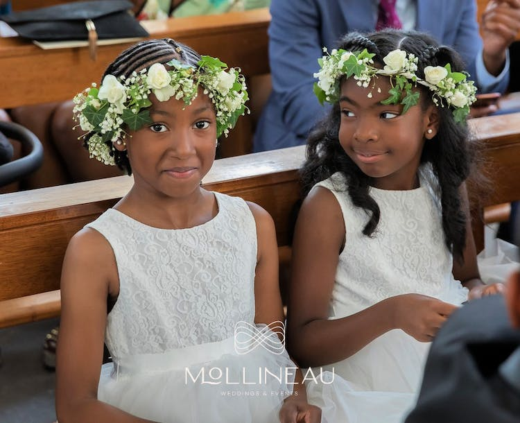 Flower Girl Styling