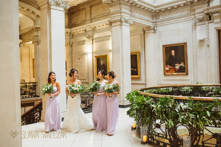 Credit Slawa Walczak-Bride Michele and Bridesmaids