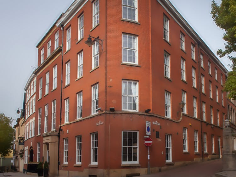 The Lace Market Hotel