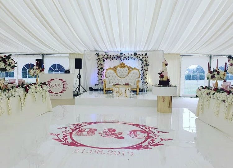 wedding event production