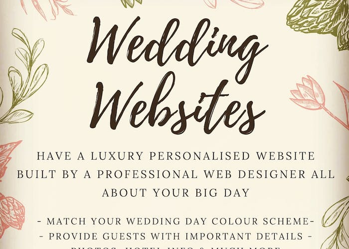 Taylor Created Wedding Websites