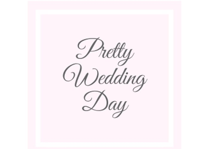 Pretty Wedding Day