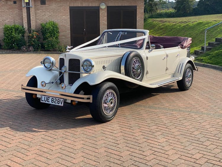 Beauford 4 seater