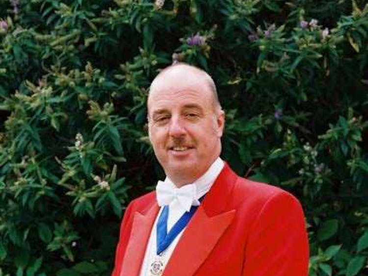 Paul Smith - Toastmaster & Master of Ceremonies