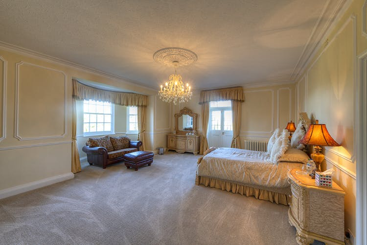 Bridal Suite leading to Balcony