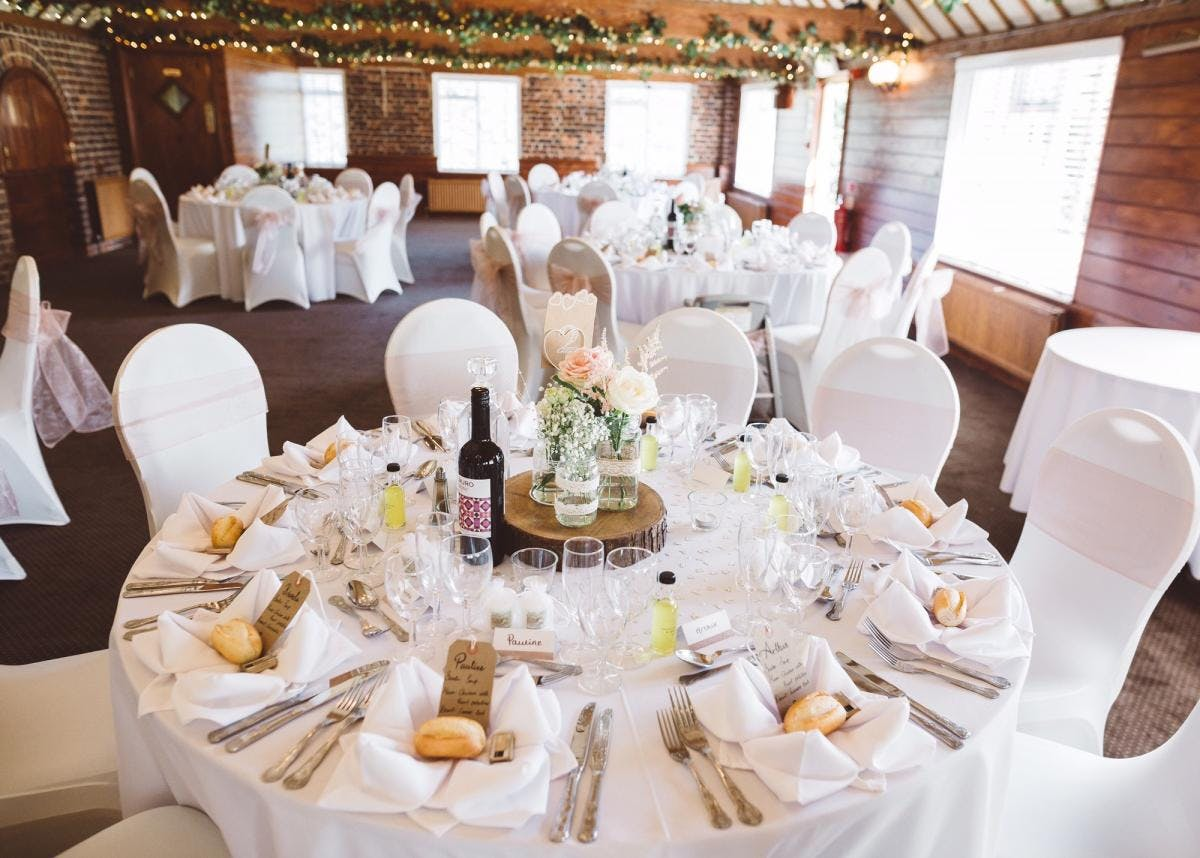 Hop Farm £6k Festive Wedding Offer!